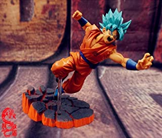 LF-YGJ Estatua de Anime Kakarotto Vs Gold Frieza Dragon Figuras de Anime Figuras de acción Colección de Modelos de PVC par...
