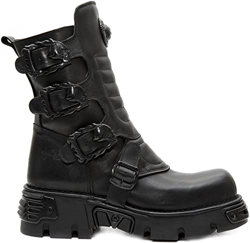 New Rock M.391x-s2, Stiefel Militares Unisex Adulto