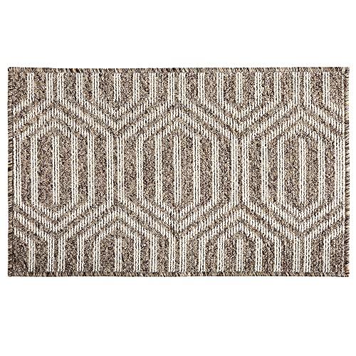 REFETONE Indoor Doormat Front Door Mat Non Slip Rubber Backing...