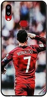 حافظة لهاتف Samsung Galaxy A10S من Ronaldo Salute To Crowd