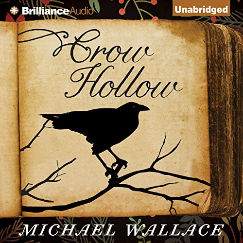 Crow Hollow audiobook cover art