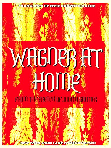 Wagner at Home (English Edition)