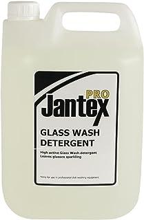 Jantex GM983 Pro Glasswasher Detergent, 5 L