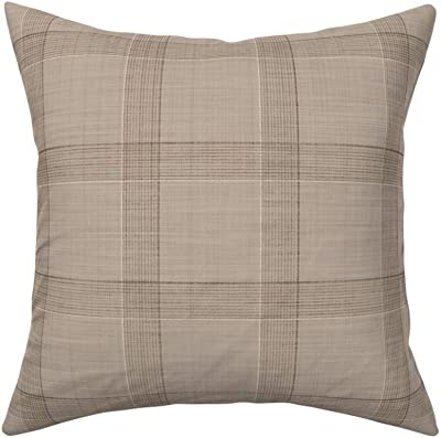 Amazon.com: HIAO Sofa Pillow Couch Cover Square Pillowcase ...