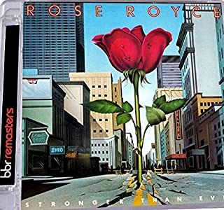 Stronger Than Ever by Rose Royce (2012-02-28)