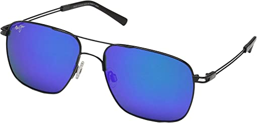Gloss Black/Blue Hawaii