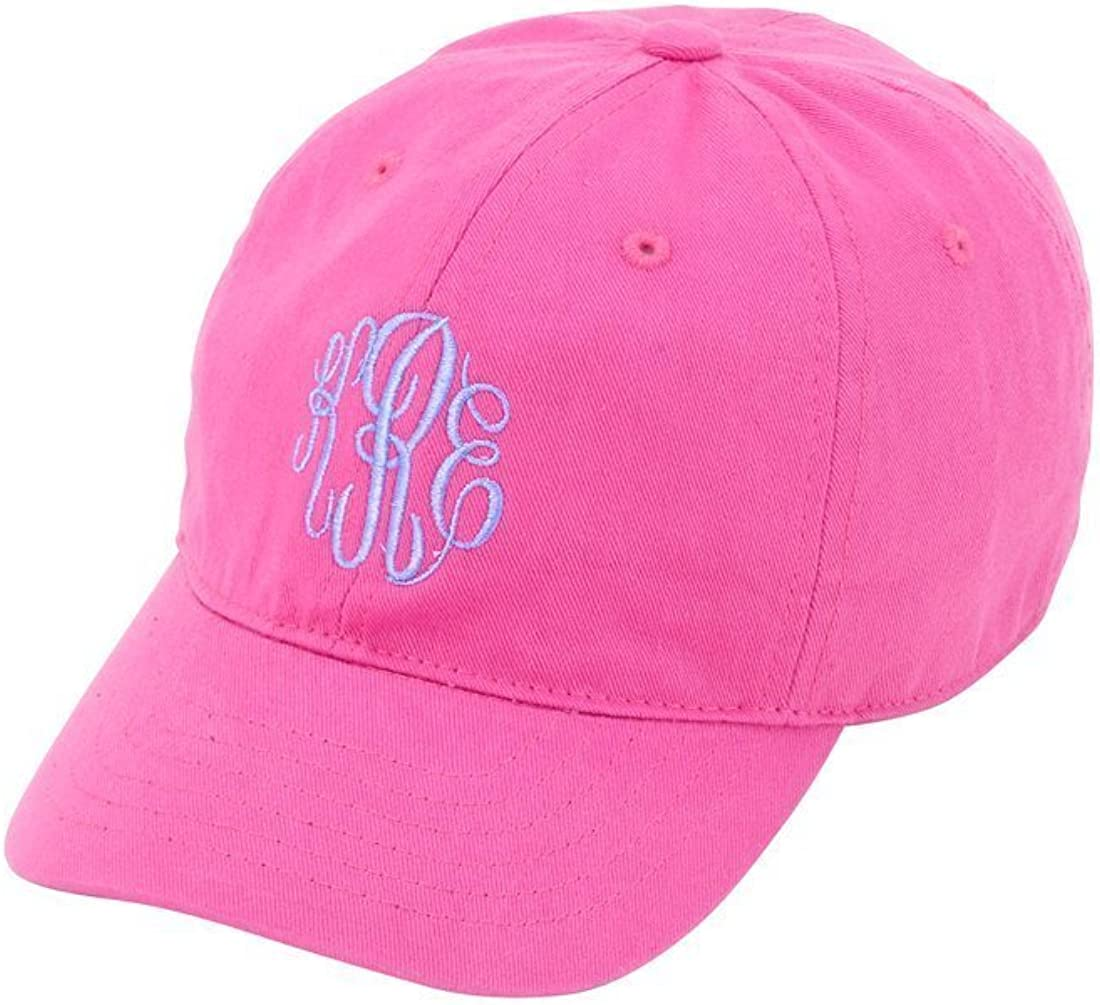 Wholesale Boutique Monogrammed Max 72% OFF Houston Mall Hot Hat Baseball Children's Pink