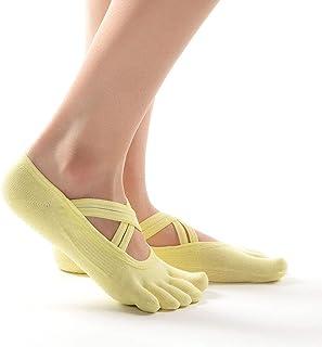 with Anti-Skid Socks Anti-Skid Floor Yoga Socks Socks Cross,Fully Breathable