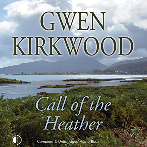 Call of the Heather audiobook cover art