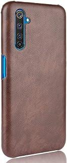 حافظة مناسبة لهاتف أوبو ريلم X50 برو 5G، حافظة هاتف خلوي درع قوي 360 درجة حماية هاتفك ريترو لون حافظة ل OPPO Realme X50 Pr...