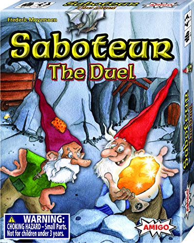 Mayfair Games Europe GmbH mfg05716 saboteure Duell Spiel
