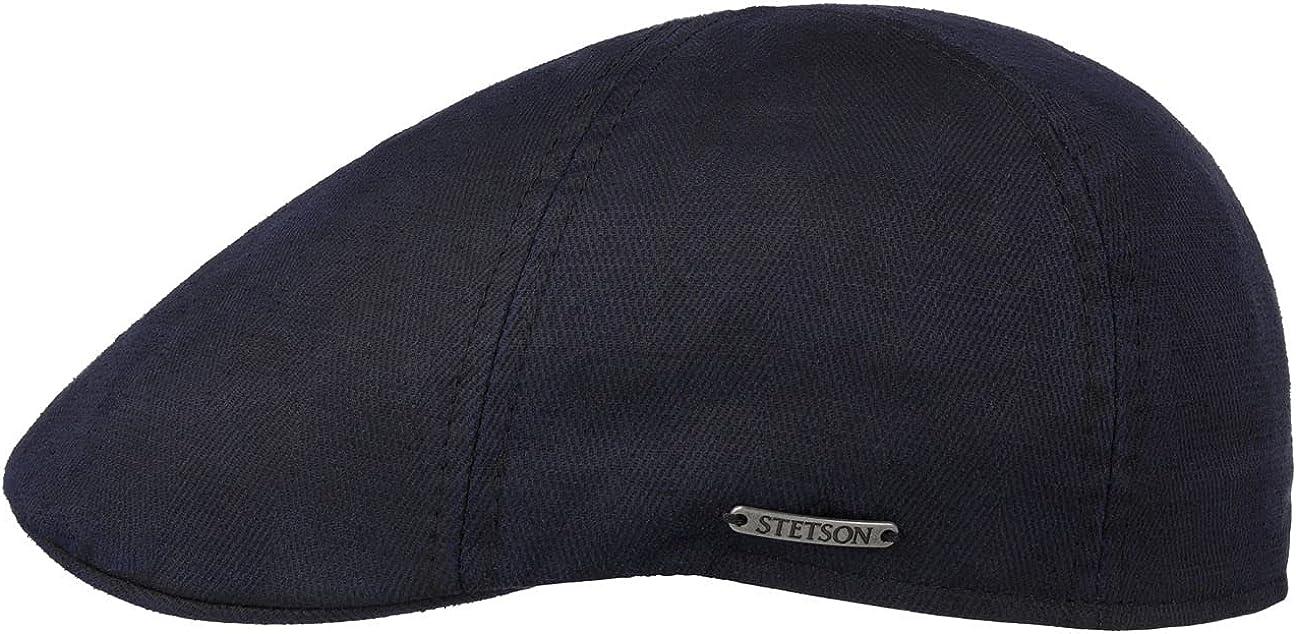 Stetson Texas Kendoca Flat Cap Men - The in Price reduction EU Denver Mall Made