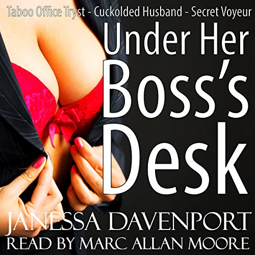 Under Her Boss' Desk audiobook cover art