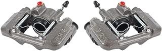 CCK11145 [2] REAR Premium Grade OE Semi-Loaded Caliper Assembly Pair Set