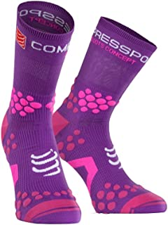 Compressport, Racing Socks Trail V2.1 Calcetín, Unisex Adulto
