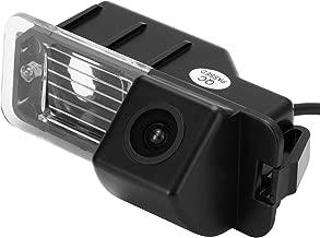 Misayaee Rear View Back Up Reverse Parking Camera in License Plate Lighting Night Version for VW Golf 6 Golf VI MK6 MK7 GTI GTD R20 Lupo Scirocco Passat B7 BEETLE/SEAT VARIANT