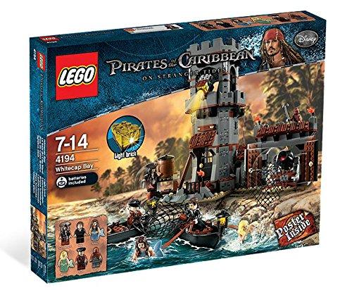 Lego Disney Pirates of the Caribbean...