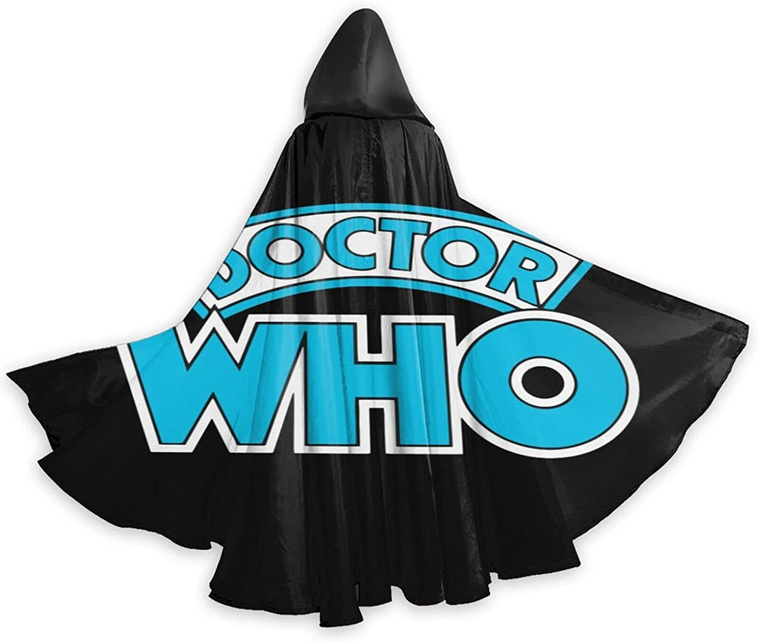 Unisex D-octor Who Hooded Halloween 55% OFF A surprise price is realized Cloak Cosplay Robe Co Wizard
