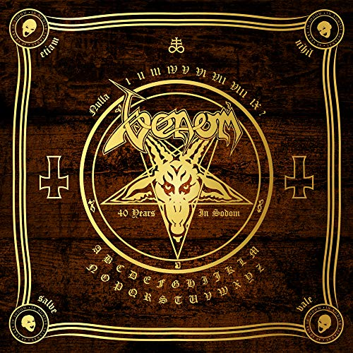 In Nomine Satanas (40th Anniversary Deluxe Boxset) [Vinyl LP]