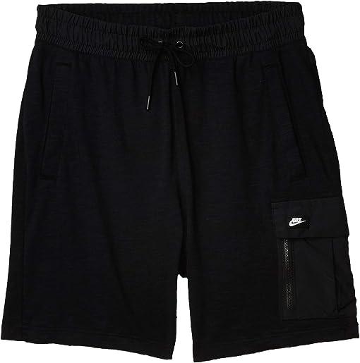 Black/Black/Black Oxidized
