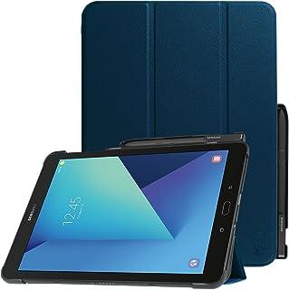 Fintie Funda para Samsung Galaxy Tab S3 9.7 con Portalápiz para S Pen - Súper Delgada y Ligera Carcasa con Función de Auto...