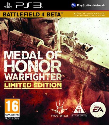Medal of Honor Warfighter - Limited Edition [AT PEGI] (inkl. Zugang zur Battlefield 4-Beta) [Importación Alemana]