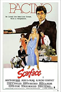 Scarface Movie Poster 24