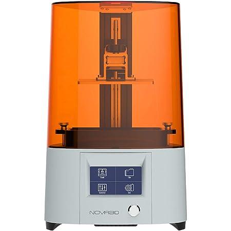 NOVA3D ELFIN2 Mono SE Stampante 3D Resina SLA con WiFi - 130x75x150mm Stampante 3D Monocromatica con 8 GB Memoria, UV LCD 3D Printer Fotopolimerizzante