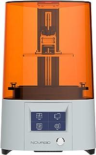 NOVA3D ELFIN2 Mono SE Stampante 3D Resina SLA con WiFi - 130x75x150mm Stampante 3D Monocromatica con 8 GB Memoria, UV LCD ...