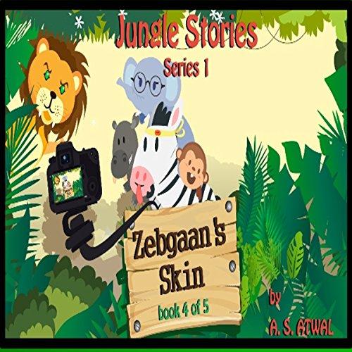 Zebgaan's Skin audiobook cover art