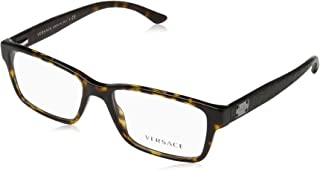 5b0803afdb Versace VE3198 Eyeglass Frames 108-55 - Dark Havana VE3198-108-55