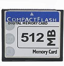 Guangyuweiye CompactFlash memory Card 512MB