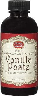 Best spicy world vanilla beans Reviews
