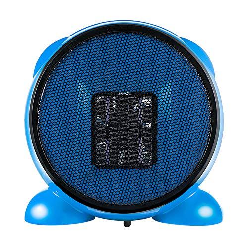 Lycoco Mini Heizlüfter, elektrischer Heizlüfter, tragbare PTC-Keramik elektrische Heizung, Überhitzungsschutz, geeignet für Wohnzimmer, Schlafzimmer und Büro,D