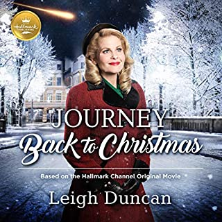 Journey Back to Christmas audiobook cover art