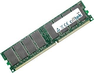 2X256MB 512MB DDR MEMORY RAM PC3200 NON-ECC DIMM 2.5V