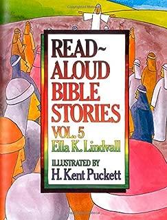 Read Aloud Bible Stories Volume 5: The Stories Jesus Told