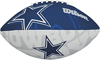Wilson NFL Junior Team Logo Football