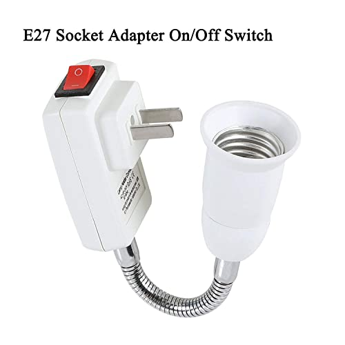 Enjoyable Light Socket To Plug Adapter Amazon Com Wiring Digital Resources Remcakbiperorg
