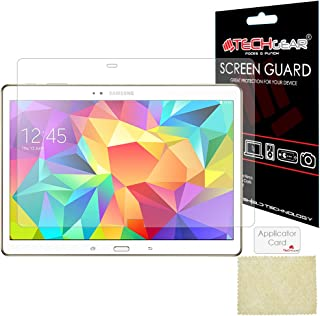 TECHGEAR [Pack med 2] ANTI GLARE skärmskydd för Samsung Galaxy Tab S 10,6 tum (SM-T800/SM-T805) – MATTE LCD-skärmskydd sky...