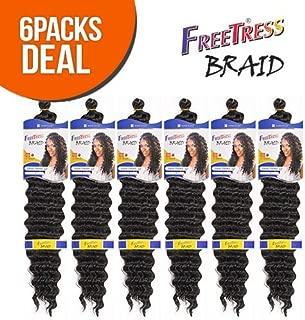 freetress brazilian braiding hair