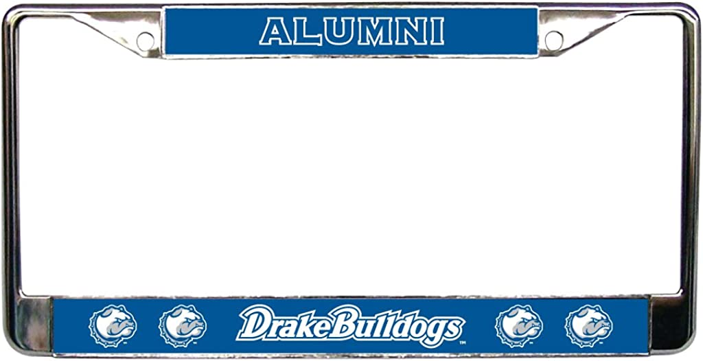 VictoryStore Recommendation License Plate Frame Pl - Drake University Ranking TOP15