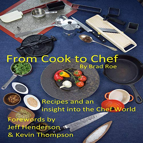 『From Cook to Chef by Brad Roe』のカバーアート