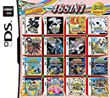 468 in 1 Game Cassette, NDS Game Pack Card DS Game Compatible Super Combination NDS DS 2DS New 3DS XL