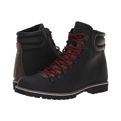 Wolverine Heritage Frontiersman 6 Waterproof Boot (Black Leather) Men