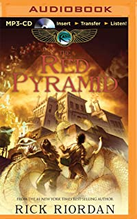 Red Pyramid, The (Kane Chronicles)