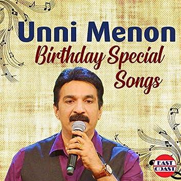 Unni Menon Birthday Special Songs