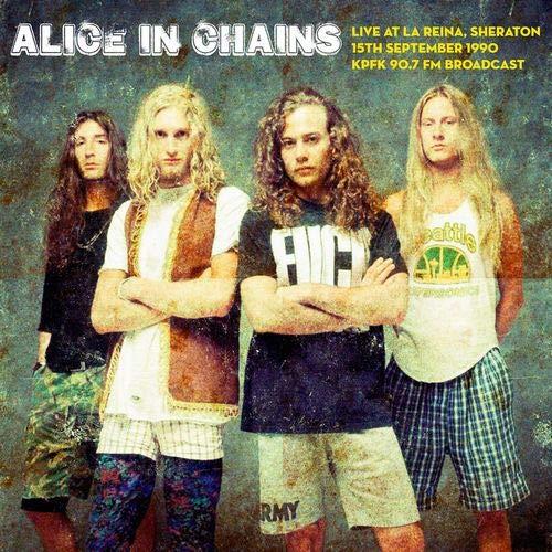 Live at La Reina, Sheraton on 15th September 1990 [Vinilo]