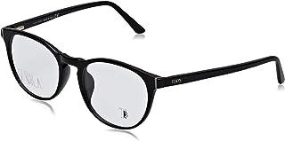 Tod's Tod'S BRILLENGESTELLE TO5133-F Monturas de gafas, Negro (Schwarz), 53.0 Unisex Adulto