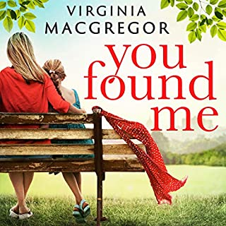 You Found Me                   By:                                                                                                                                 Virginia Macgregor                               Narrated by:                                                                                                                                 Karen Cass                      Length: 11 hrs and 50 mins     Not rated yet     Overall 0.0